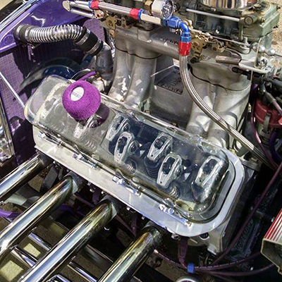 Big Block Chevy Valve Cover Picture